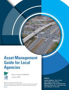 Cover of Asset Management Guide for Local Agencies