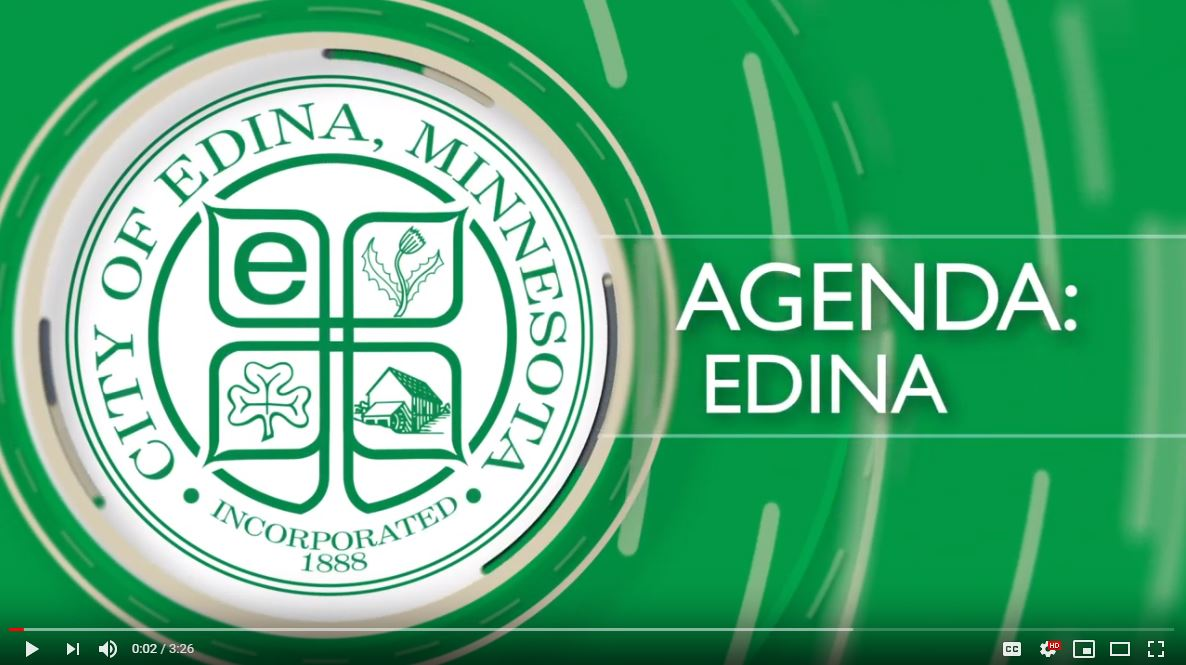 Edina TV YouTube Video