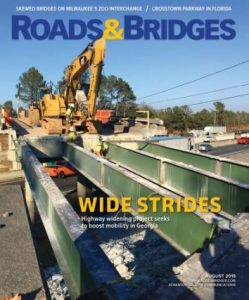 Roads & Bridges Magazine Cover
